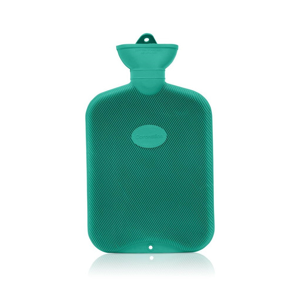 Coronation 2 Litre Rib One Side Rubber Hot Water Bottle – The Hot ...
