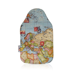 Made In Britain Atlas Cover With Hot Water Bottle