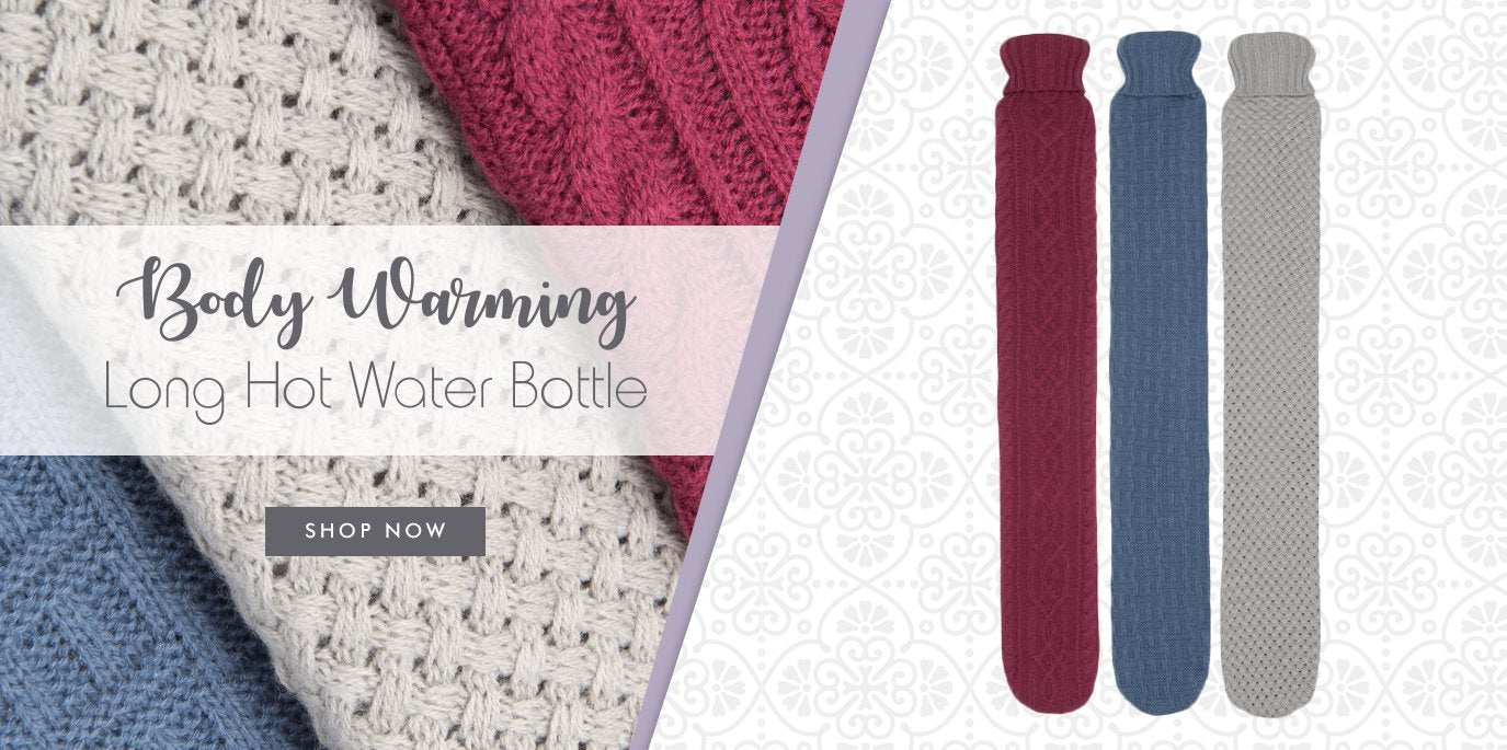 Long Hot Water Bottles