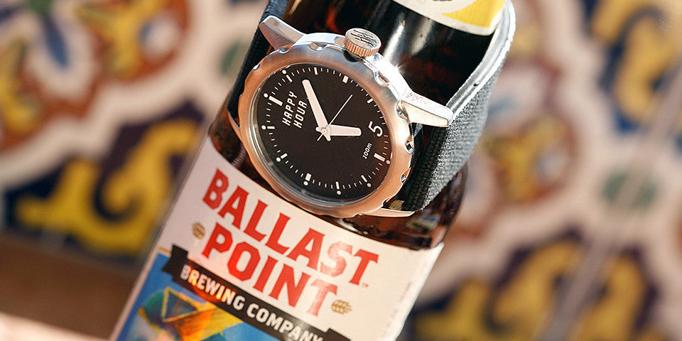 Ballast Point - Happy Hour's Favorite Local Brew