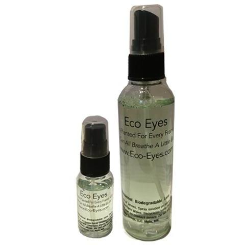 Accessories - Eco Eyes Eyeglass Cleaner
