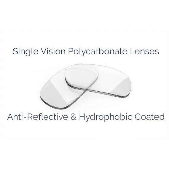 Single Vision: Polycarbonate
