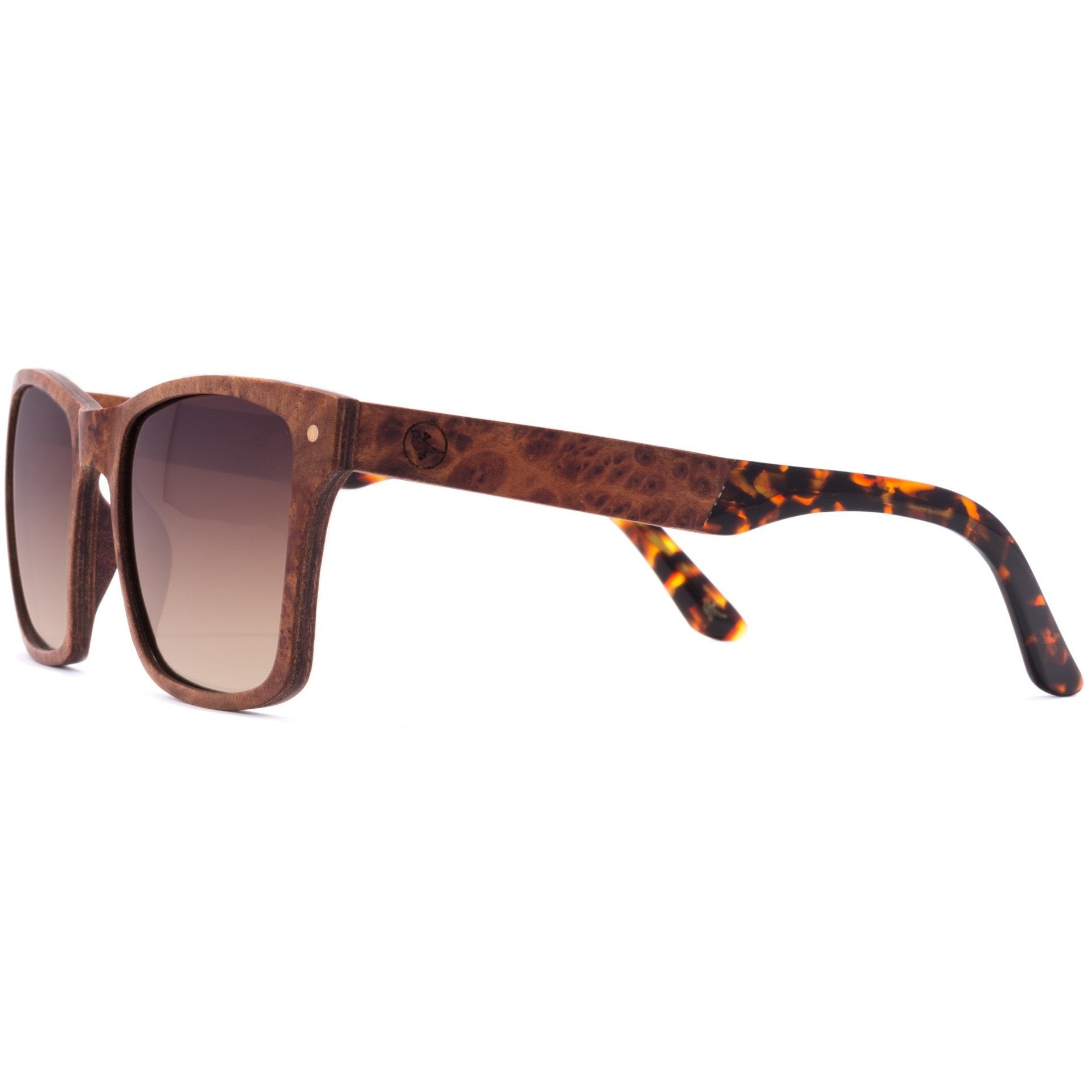 Sunglasses - Tamarack Wood