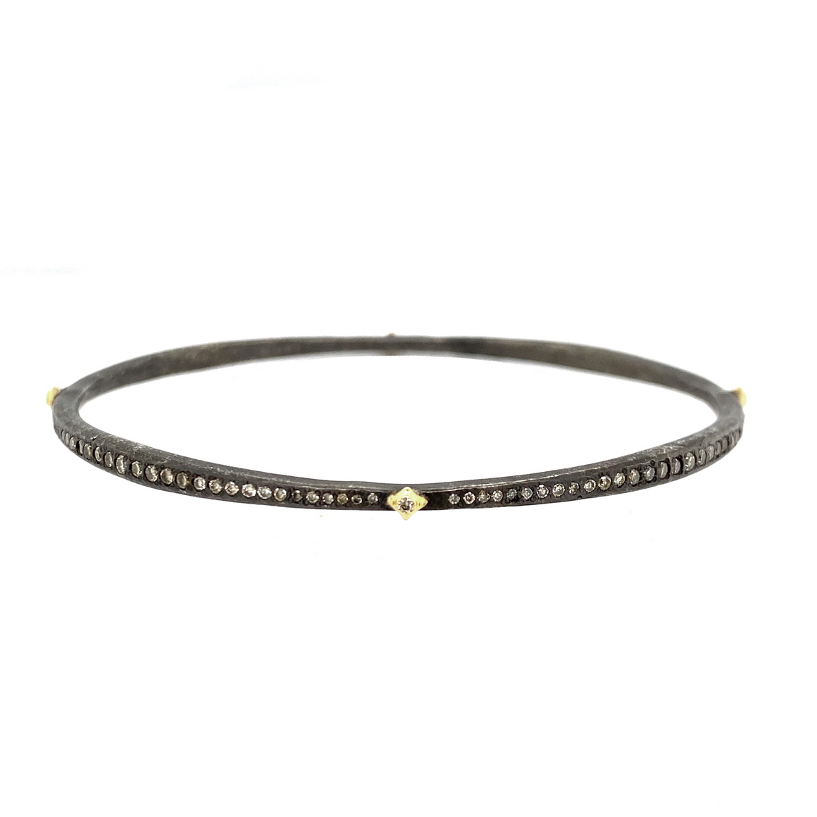 Old World Eternity Bangle - Lesley Ann Jewels
