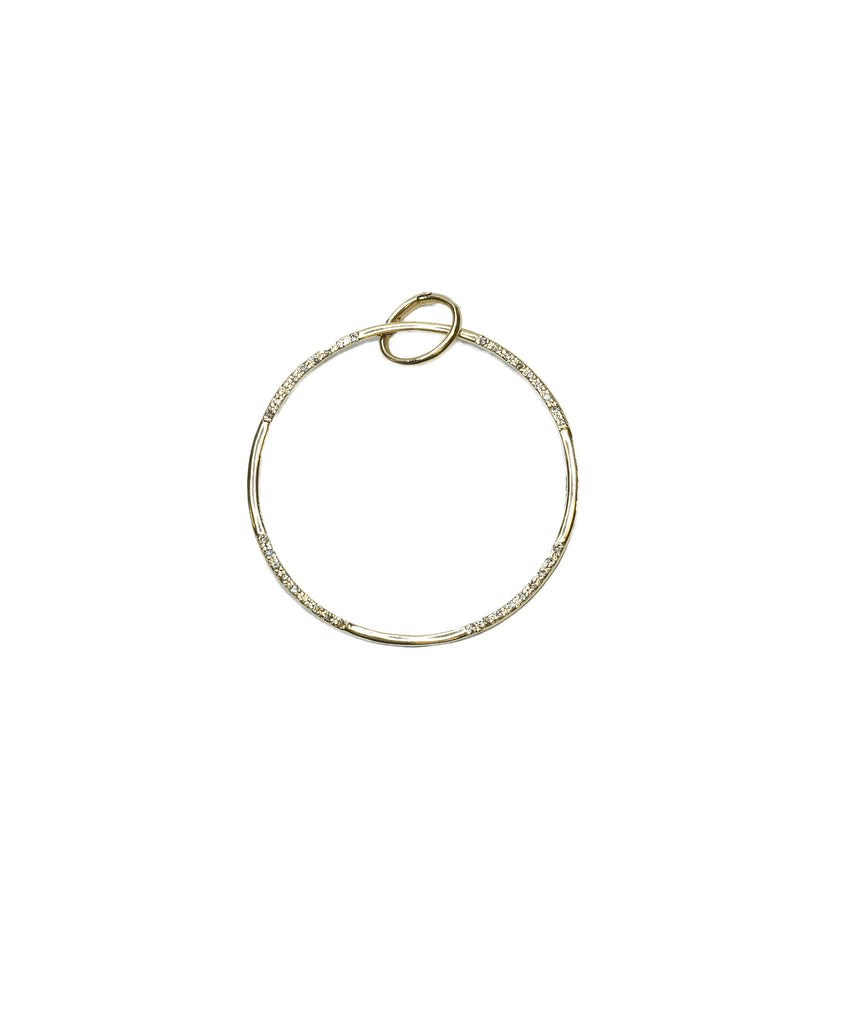 Cuento charm ring - Lesley Ann Jewels