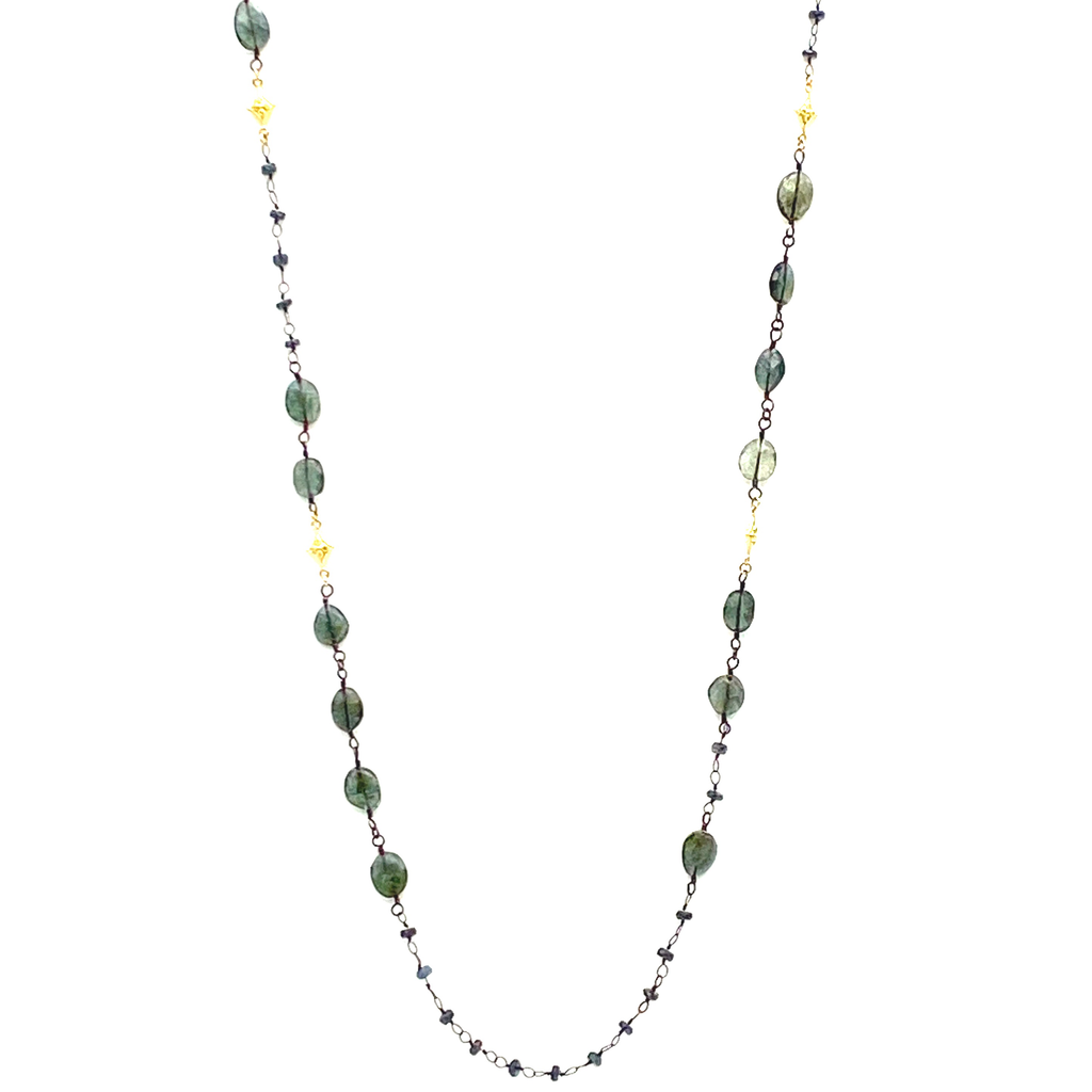Moss Necklace - Lesley Ann Jewels