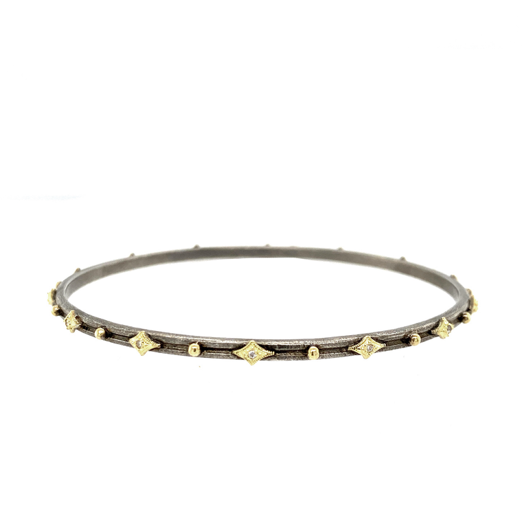 Bangle Crivelli Bracelet - Lesley Ann Jewels