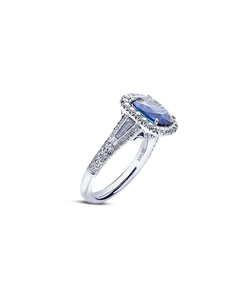 Fabulous sapphire ring - Lesley Ann Jewels
