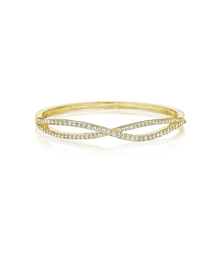 En Pointe Bangle - Lesley Ann Jewels