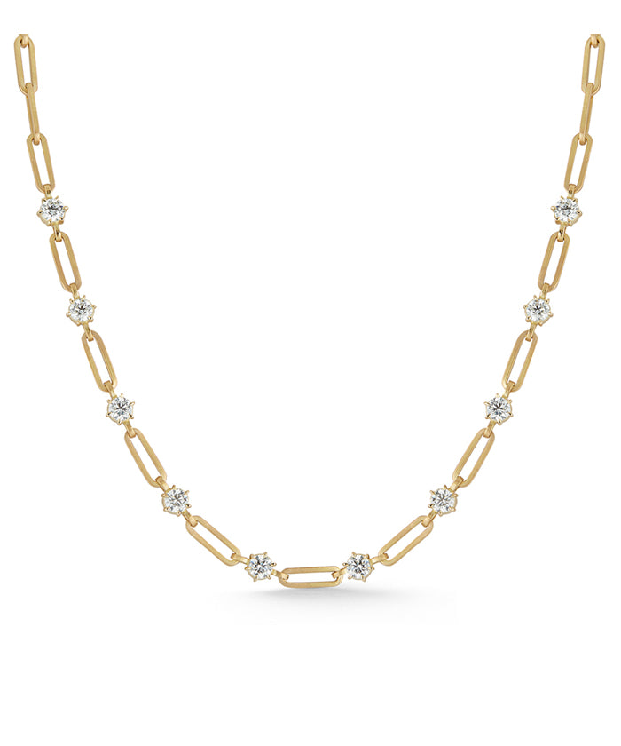 Phoebe Chain Necklace - Lesley Ann Jewels