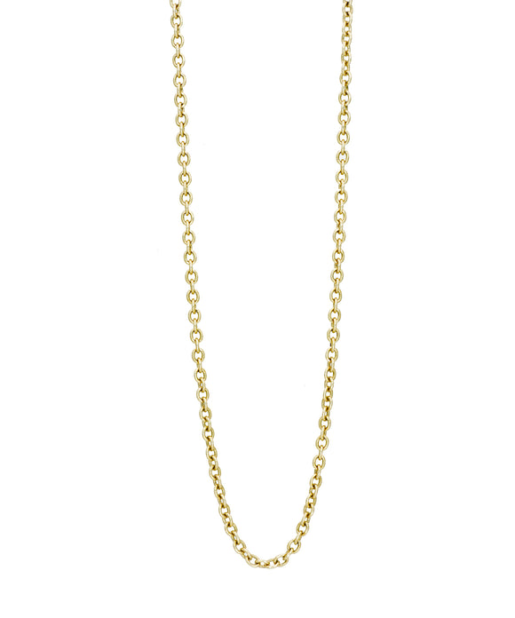 Yellow Gold Luca Chain
