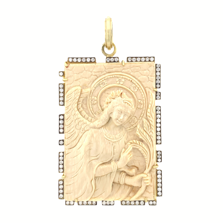 Angel Pendant - Lesley Ann Jewels