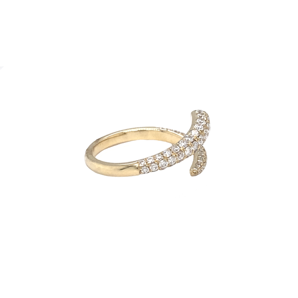 Open Wrap Ring - Lesley Ann Jewels