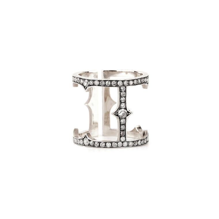 Cage Ring - Lesley Ann Jewels