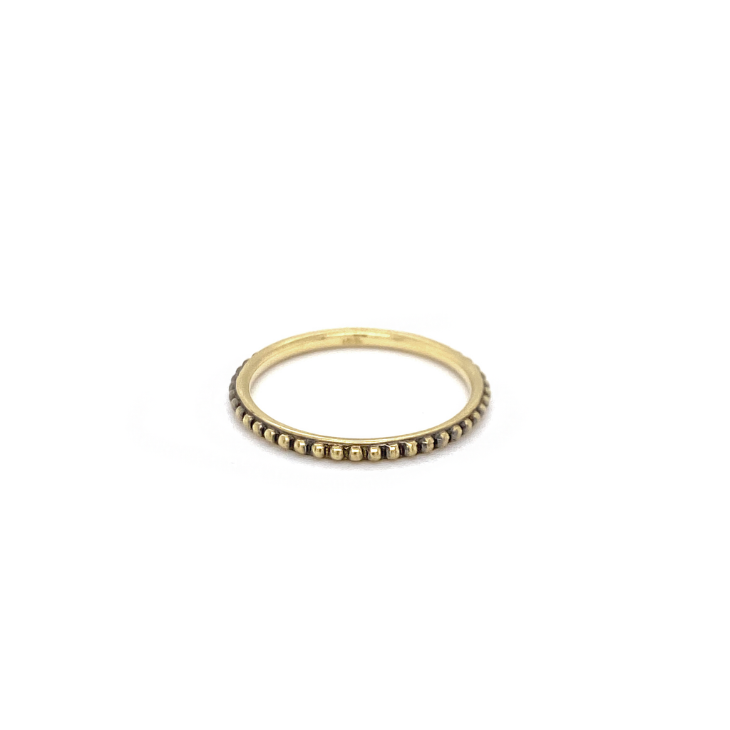 Caviar Stack Band - Lesley Ann Jewels