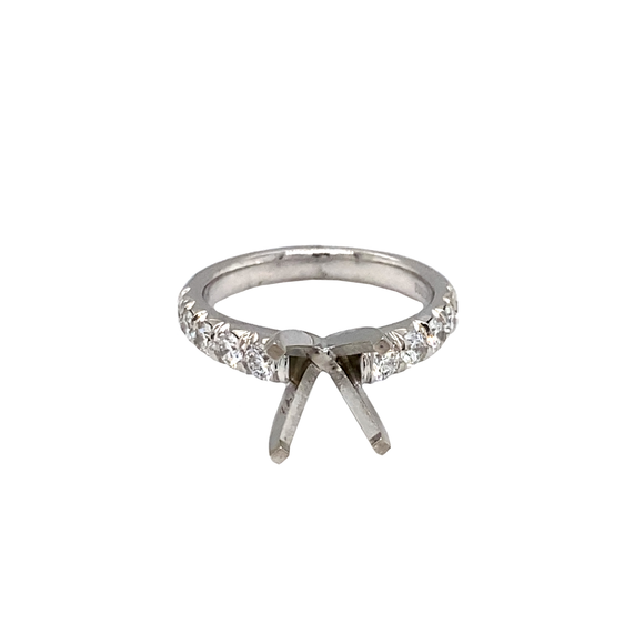 Four Prong Setting - Lesley Ann Jewels