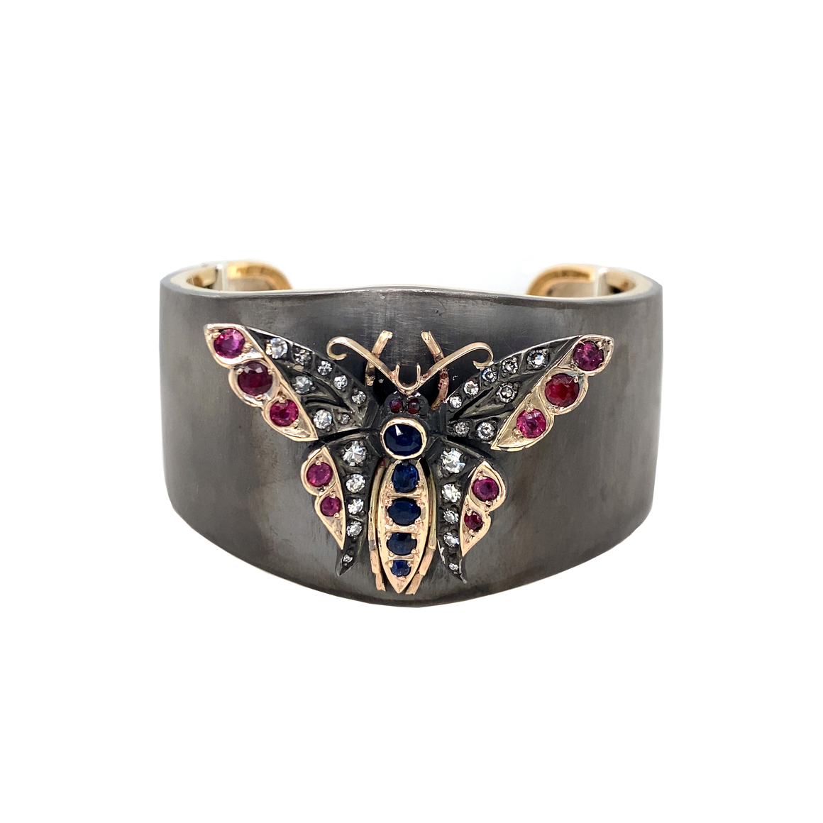 Butterfly Cuff - Lesley Ann Jewels
