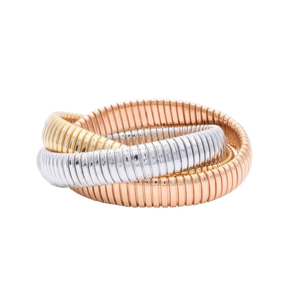 Tubogas Three-Color Bracelet