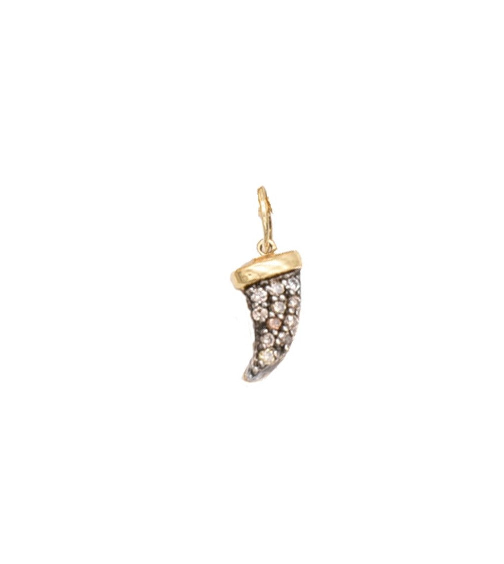 Mini Horn Charm - Lesley Ann Jewels