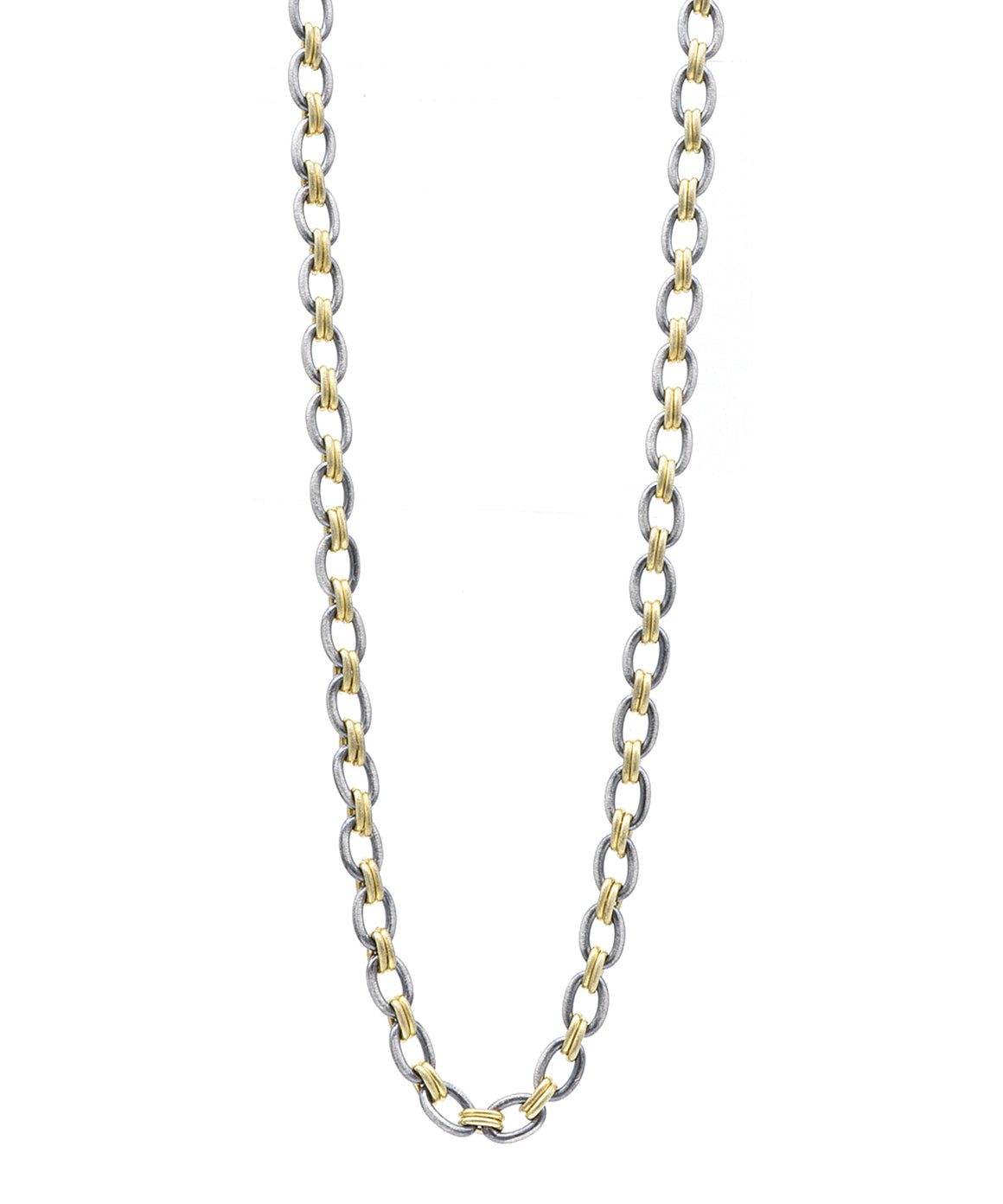 Two Tone Link Chain