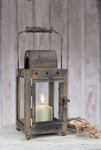 Country Milkhouse Lantern