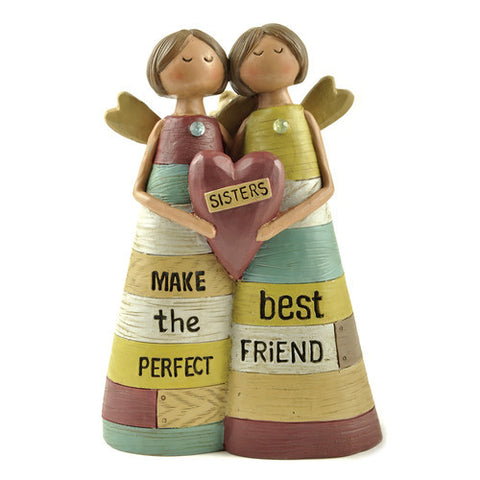 Sisters Make The Perfect Best Friend Angel