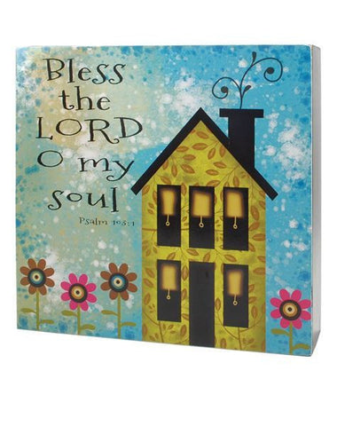 Bless The Lord Wall Sign