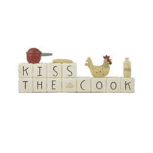 Kiss The Cook Block
