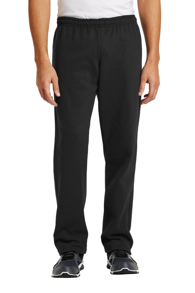 Gildan® Heavy Blend™ Open Bottom Sweatpant. 18400 - Gildan - Officers Only - 1