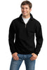 JERZEES® SUPER SWEATS® - 1/4-Zip Sweatshirt with Cadet Collar.  4528M - Jerzees - Officers Only - 2