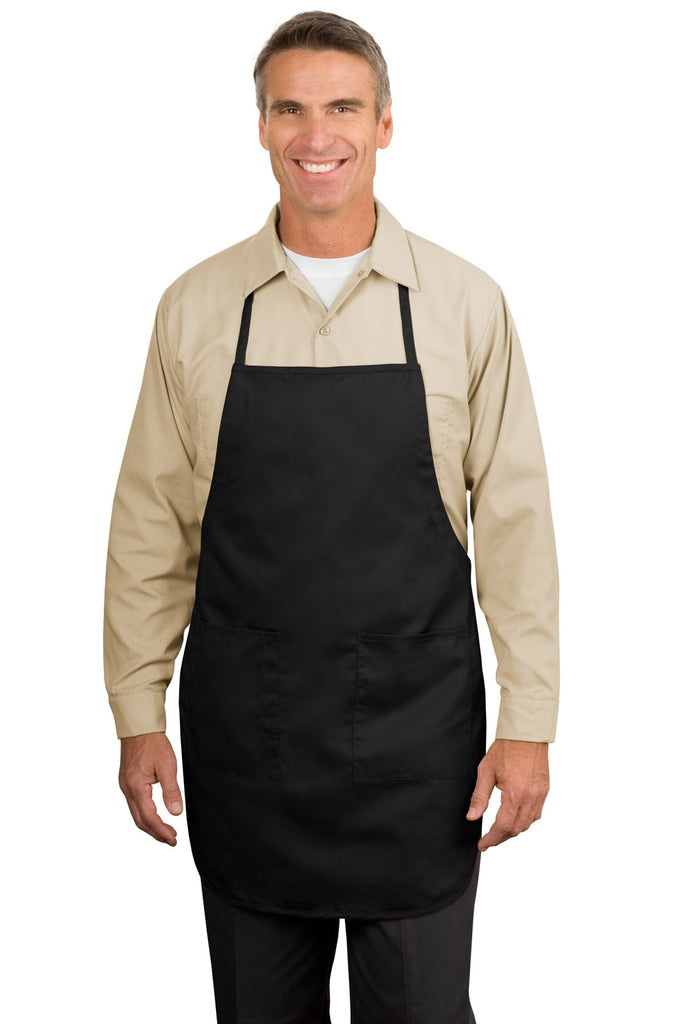 Port Authority® Full Length Apron.  A520 - Port Authority - Officers Only - 1