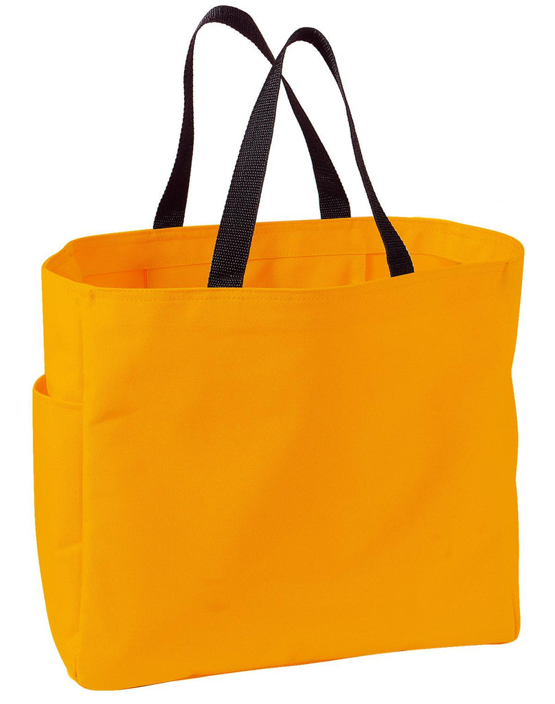 Port & Company® -  Essential Tote.  B0750 - Port & Company - Officers Only - 1