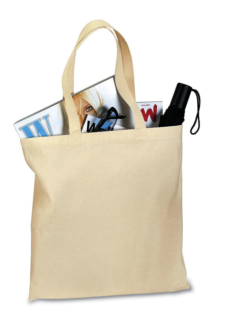Port & Company® - Budget Tote.  B150 - Port & Company - Officers Only - 1
