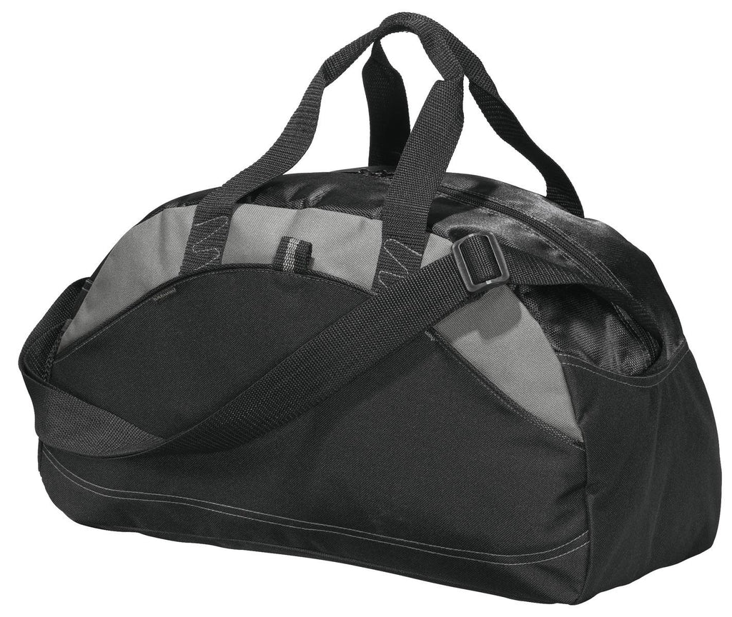 Port & Company® - Small Contrast Duffel. BG1060 - Port & Company - Officers Only - 1