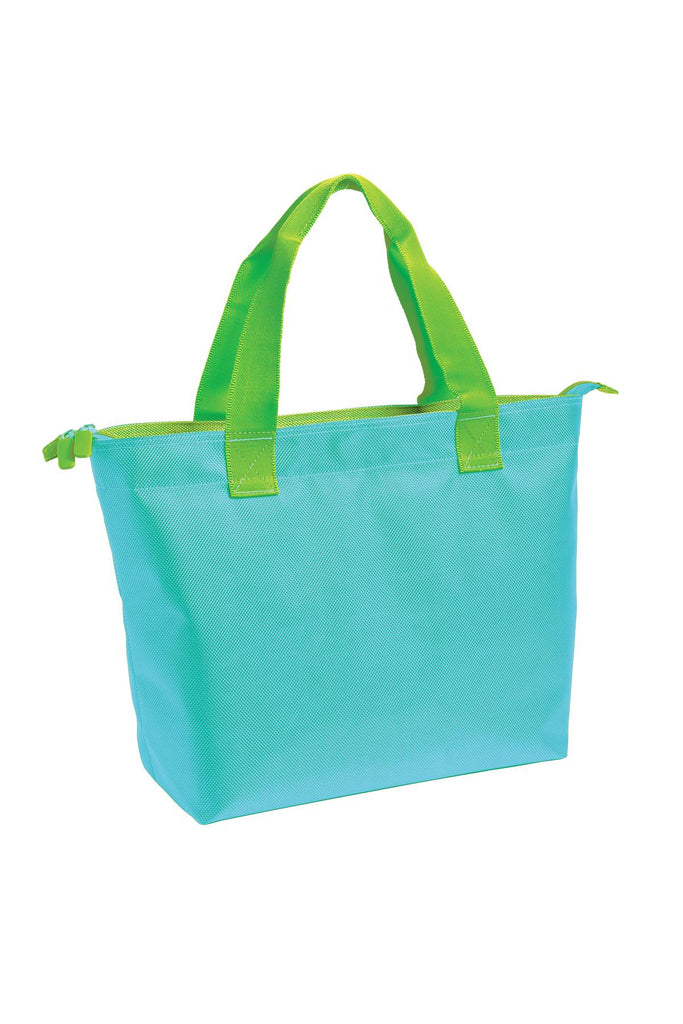 Port Authority® Splash Zippered Tote. BG400 - Port Authority - Officers Only - 1