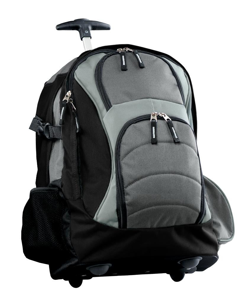 Port Authority® Wheeled Backpack.  BG76S - Port Authority - Officers Only - 1