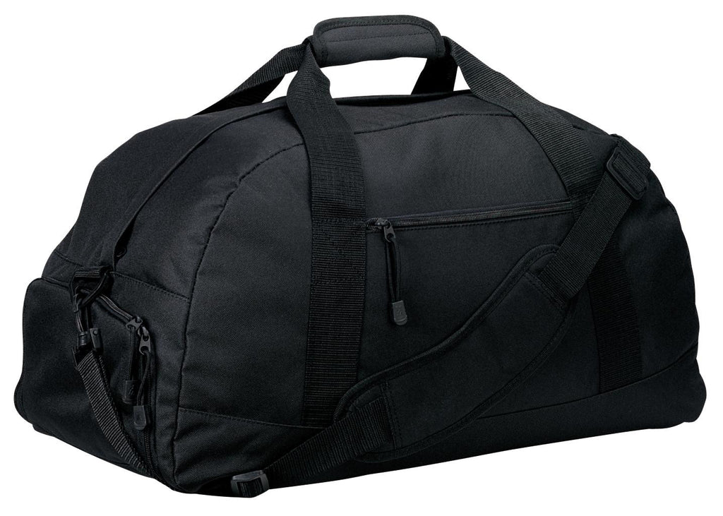 Port & Company® - Basic Large Duffel.  BG980 - Port & Company - Officers Only - 1