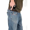 Inside-The-Pants Holster Without Retention Strap