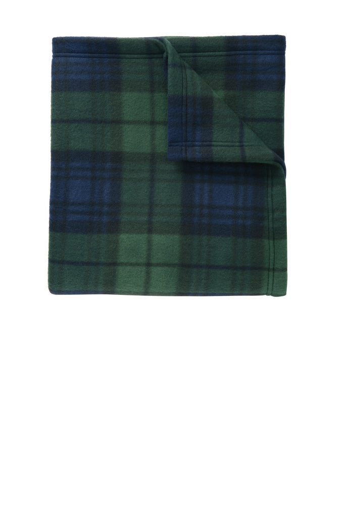 Port Authority® Core Printed Fleece Blanket. BP61 - Port Authority - Officers Only - 1