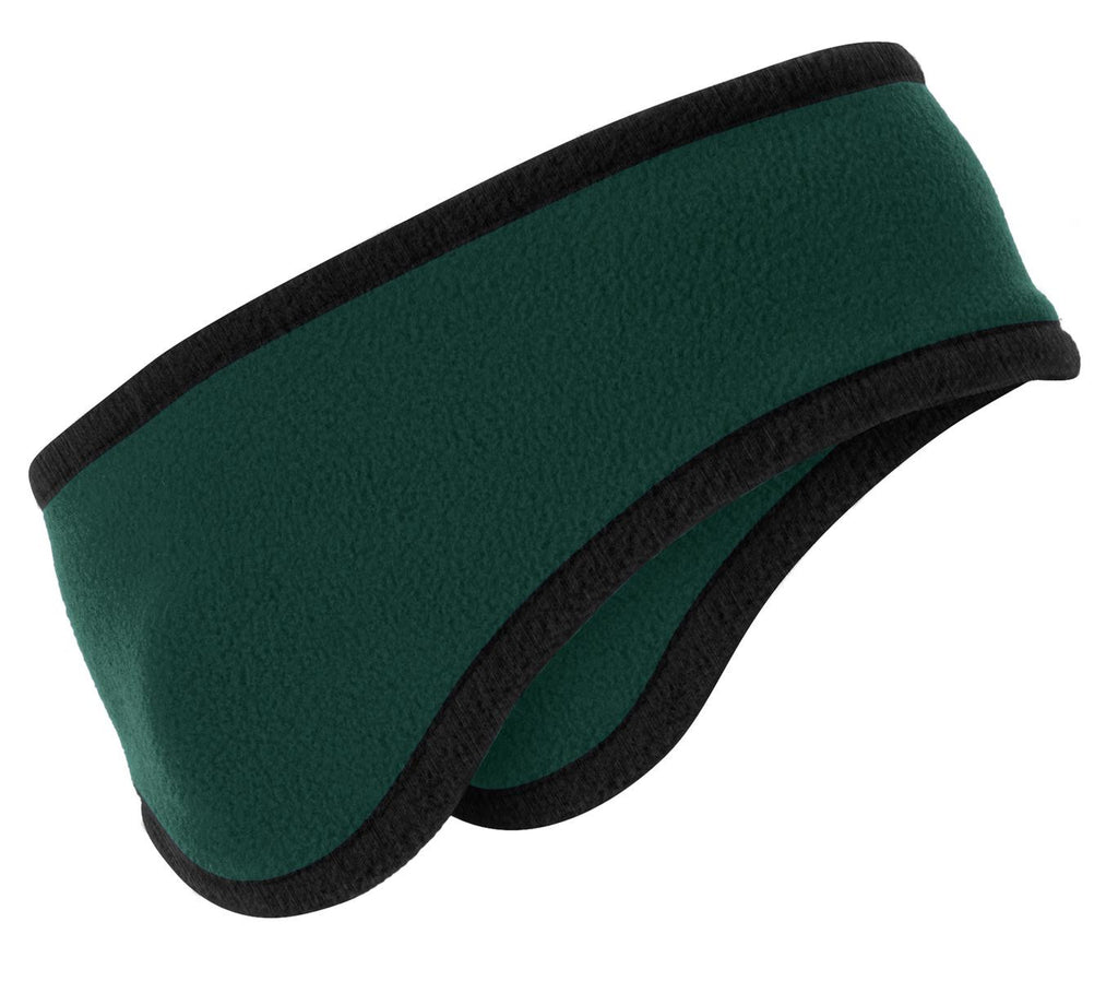 Port Authority® Two-Color Fleece Headband. C916 - Port Authority - Officers Only - 1