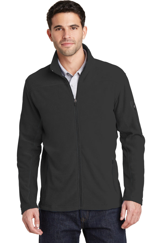 Port Authority® Summit Fleece Full-Zip Jacket. F233 - Port Authority - Officers Only - 1