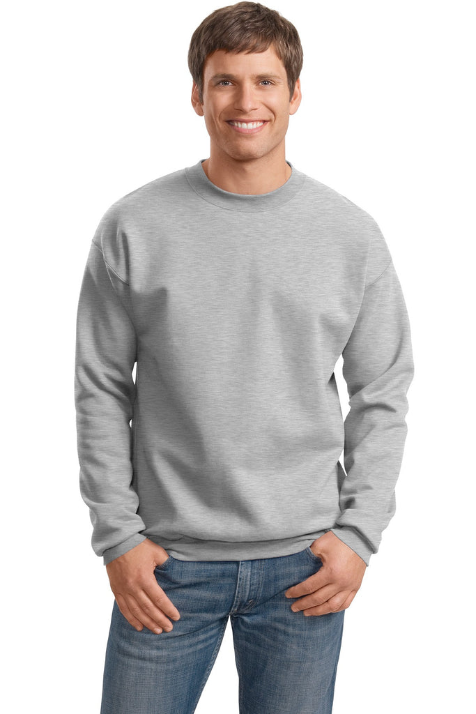 Hanes® Ultimate Cotton® - Crewneck Sweatshirt.  F260 - Hanes - Officers Only - 1