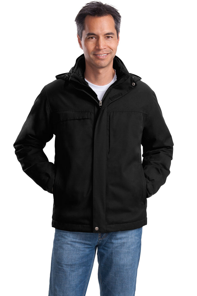 Port Authority® Herringbone 3-in-1 Parka. J302 - Port Authority - Officers Only - 1