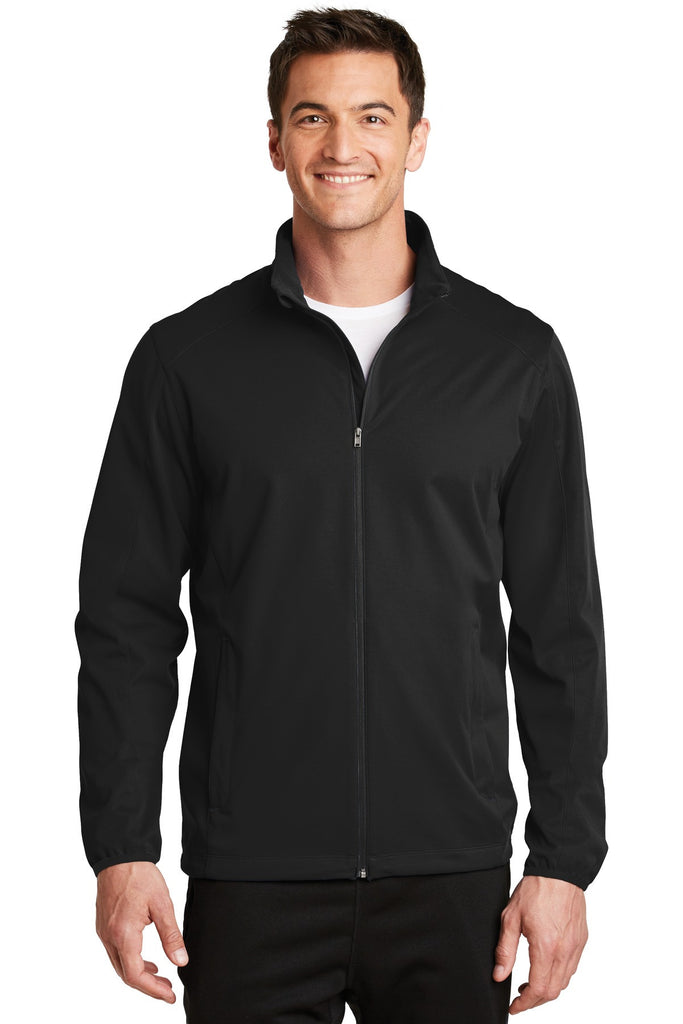 Port Authority® Active Soft Shell Jacket. J717 - Port Authority - Officers Only - 1
