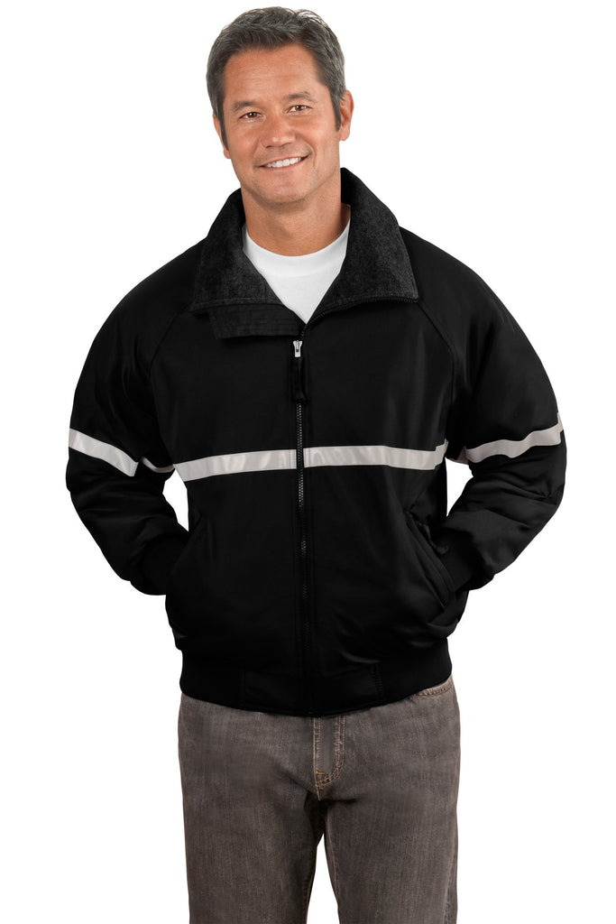 Port Authority® Challenger™ Jacket with Reflective Taping.  J754R - Port Authority - Officers Only - 1