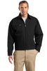 CornerStone® - Duck Cloth Work Jacket.  J763 - CornerStone - Officers Only - 1