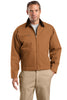 CornerStone® - Duck Cloth Work Jacket.  J763 - CornerStone - Officers Only - 2