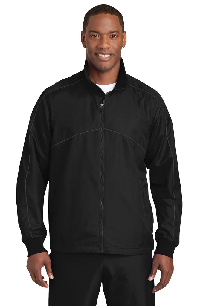 Sport-Tek® Shield Ripstop Jacket.  JST83 - Sport-Tek - Officers Only - 1