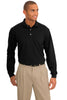 Port Authority® Rapid Dry™ Long Sleeve Polo.  K455LS - Port Authority - Officers Only - 3