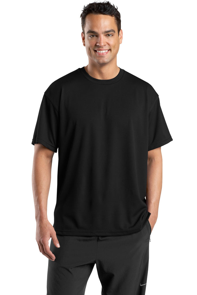 Sport-Tek® Dri-Mesh® Short Sleeve T-Shirt.  K468 - Sport-Tek - Officers Only - 1